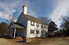 Flint Hill Church, from Losing Georgia