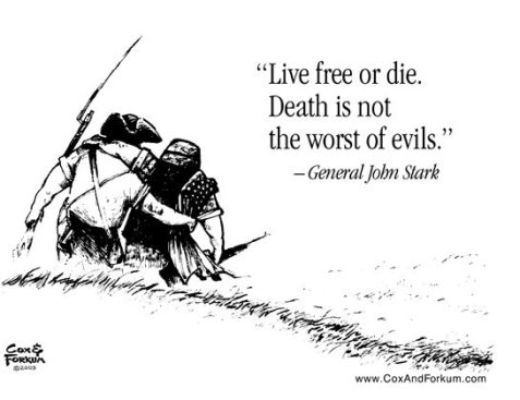 Live Free or Die!
