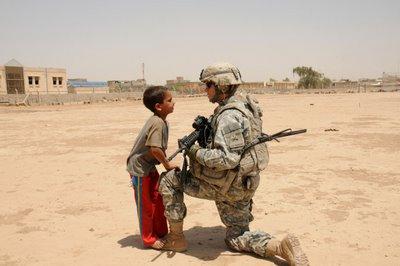 Tech Sgt. Cohen Young, Joint Combat Camera Center Iraq