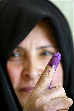 iraqi voter