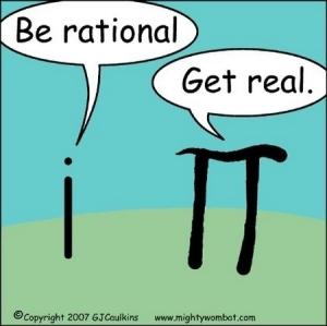 pi-be rational